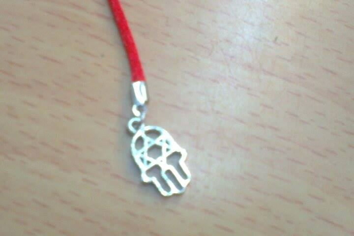 Sp cial hiloula la bracelet rouge la main vendu au for Acheter hanoukia